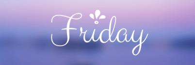Friday Linkups