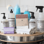 Free Mrs. Meyers Cleaning Kit