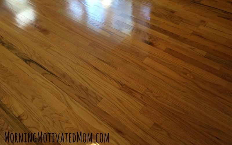 How to clean your hardwood floors. Bona PowerPlus Hardwood Floor Deep Cleaner