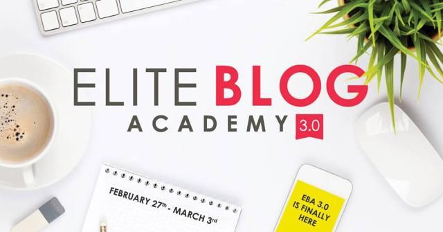 Should I sign up for Elite Blog Academy