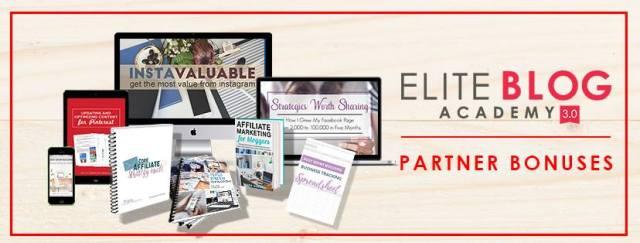 WHY I signed up for Elite Blog Academy Bonuses