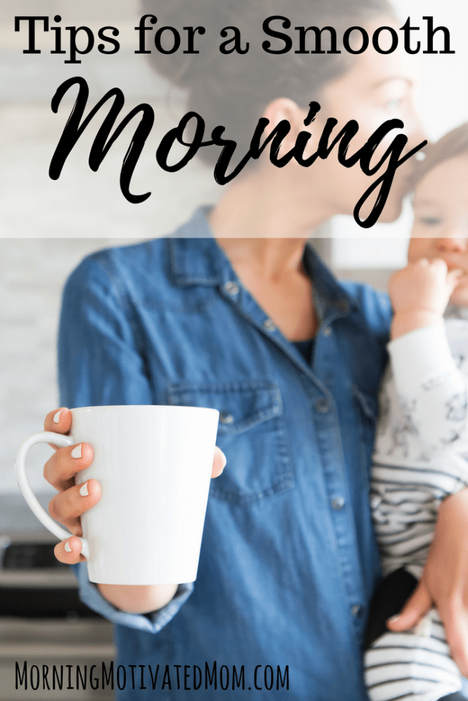The morning sets the tone for your entire day. If your morning starts off chaotic and you already feel behind, it can become hard to catch up. Here are my tips on how to have a smooth morning. Get out of the house on time! And take the stress out of your mornings. The tips are also perfect changes during back-to-school.