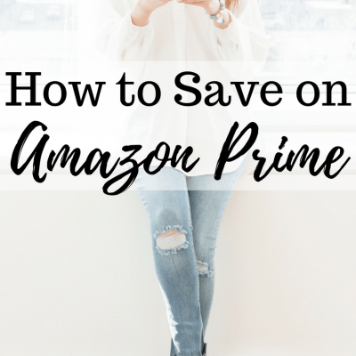 How to Save on Amazon Prime