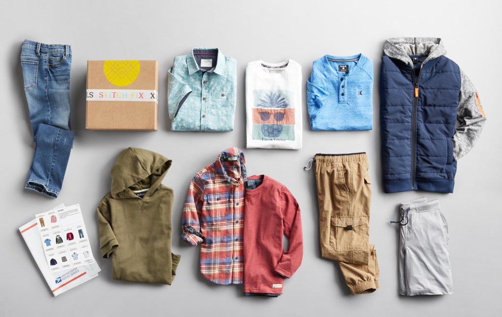 Stitch Fix for Kids. A convenient way to shop for back-to-school clothes for your children! Convenient returns...cannot beat that.