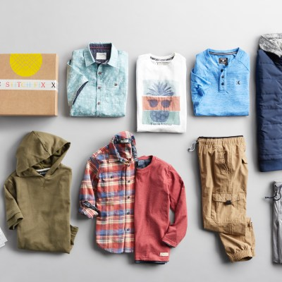 Stitch Fix for Kids