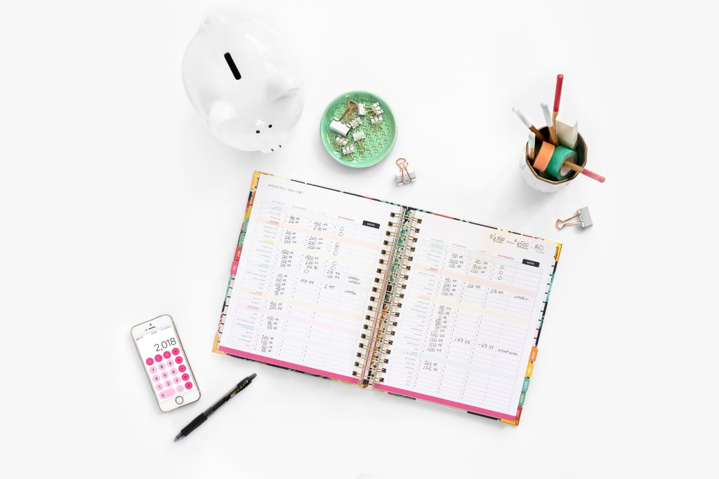 Get organized with the Living Well Planner. Time Management. Best Planners.