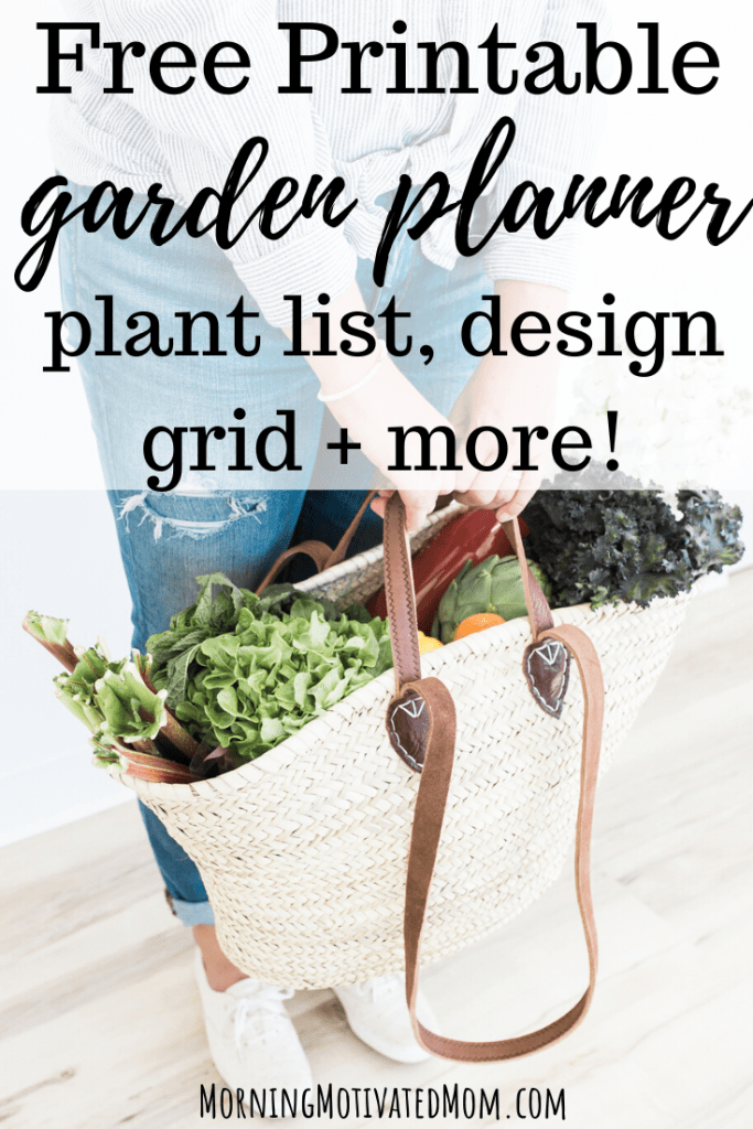 Plan your garden with the help of my free Garden Planner Printable. The printables work for garden or veggie gardens and includes: Garden Plan - grid paper for your garden design. Plant List - to track where to buy your plants and when to plant. Calendar Page - to keep track of your planting schedule. Notes Page - this will help as you plan your garden, but also will help keep track of notes that will be helpful for gardening in future years.