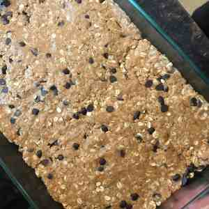 If you struggle with the consistency of energy bites, try these protein bars instead! Energy Bite Protein Bars are the way to go!