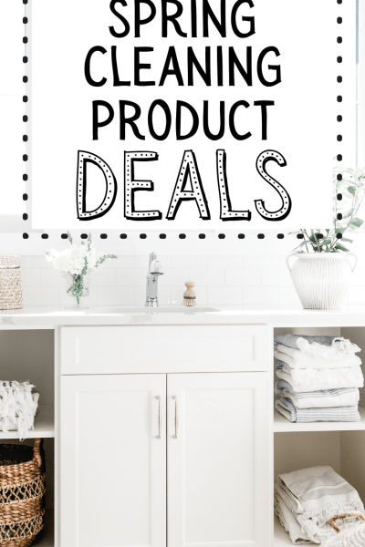 Make spring cleaning more fun with new cleaning products. You can also save with some of the best cleaning product deals. I share some of the best cleaners that are best for your home and family. Feel safe using many of these cleaners in your home. Save money on cleaners and freshen up your home! #springcleaning #cleaningtips #savingtips