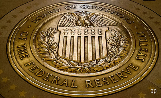 Federal Reserve US Central Bank interest rates bond yields