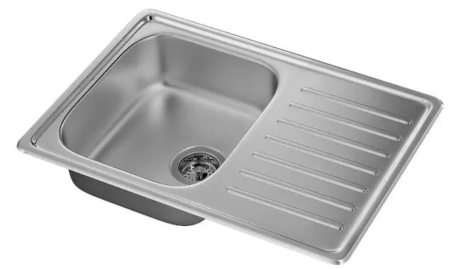 Drainboard-Kitchen-Sink