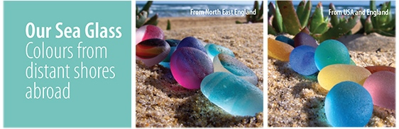 Sea Glass Colours by Mornington Sea Glass