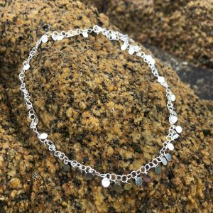 Mornington Sea Glass Beach Boho Choker