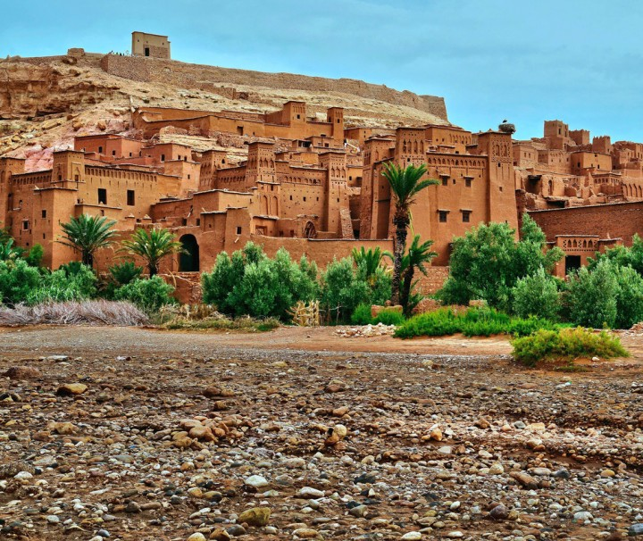 Ait Benhaddou fortified village