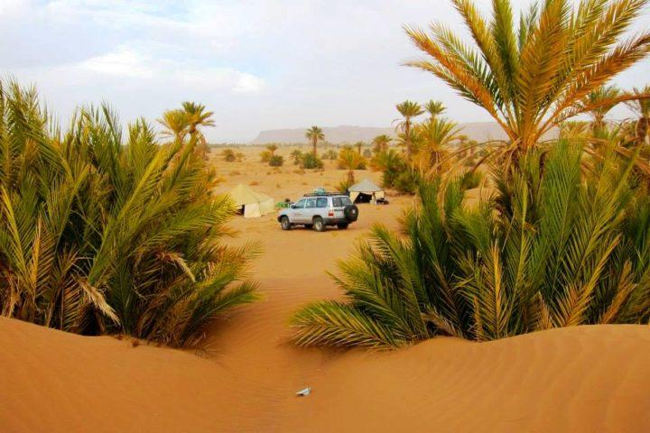 4x4 Desert Sahara
