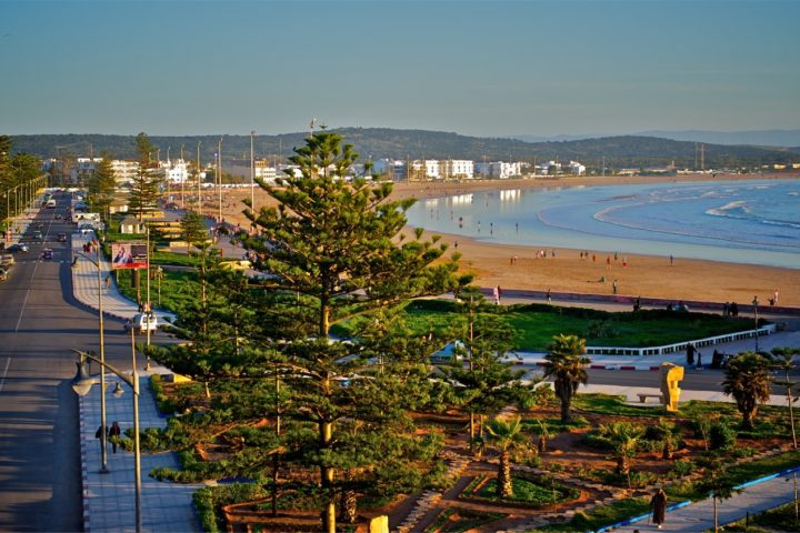 Essaouira beach town