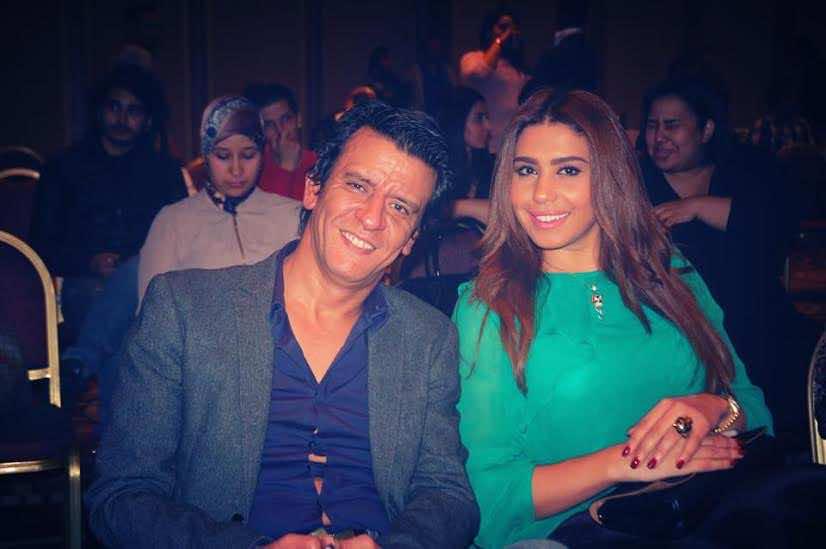Moroccan singer Houda Saad