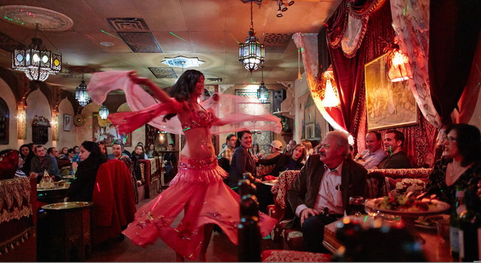 Restaurant With Belly Dancers Nj