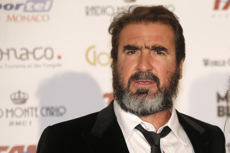 A player like no other. Eric Cantona Offers His House to Syrian Refugees for Two Years