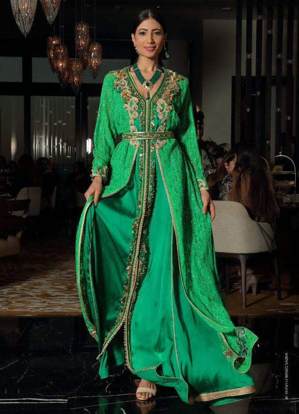 SH Fashion House Launches Winter and Pre-Summer Caftan ...