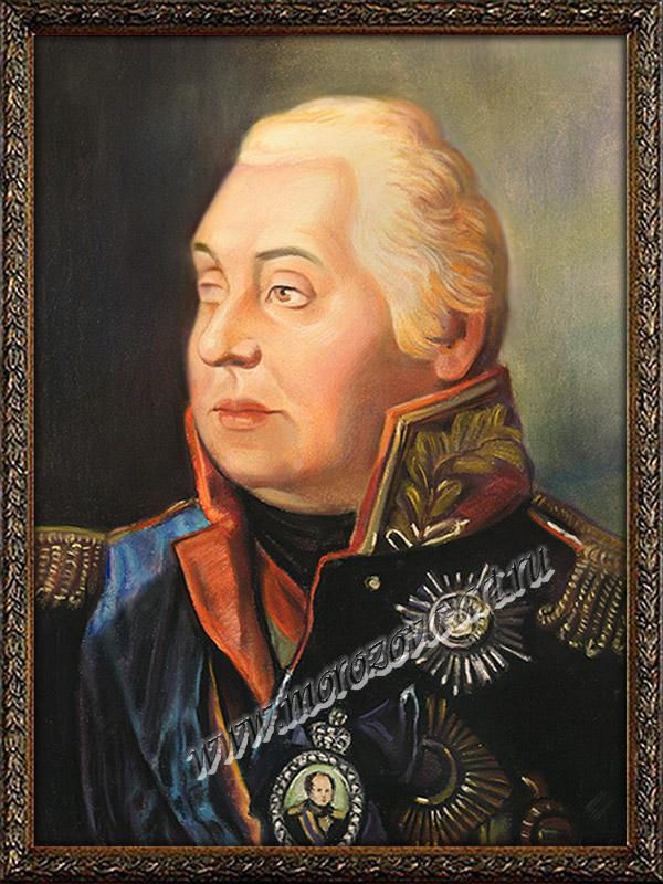 Фото Кутузова Портрет