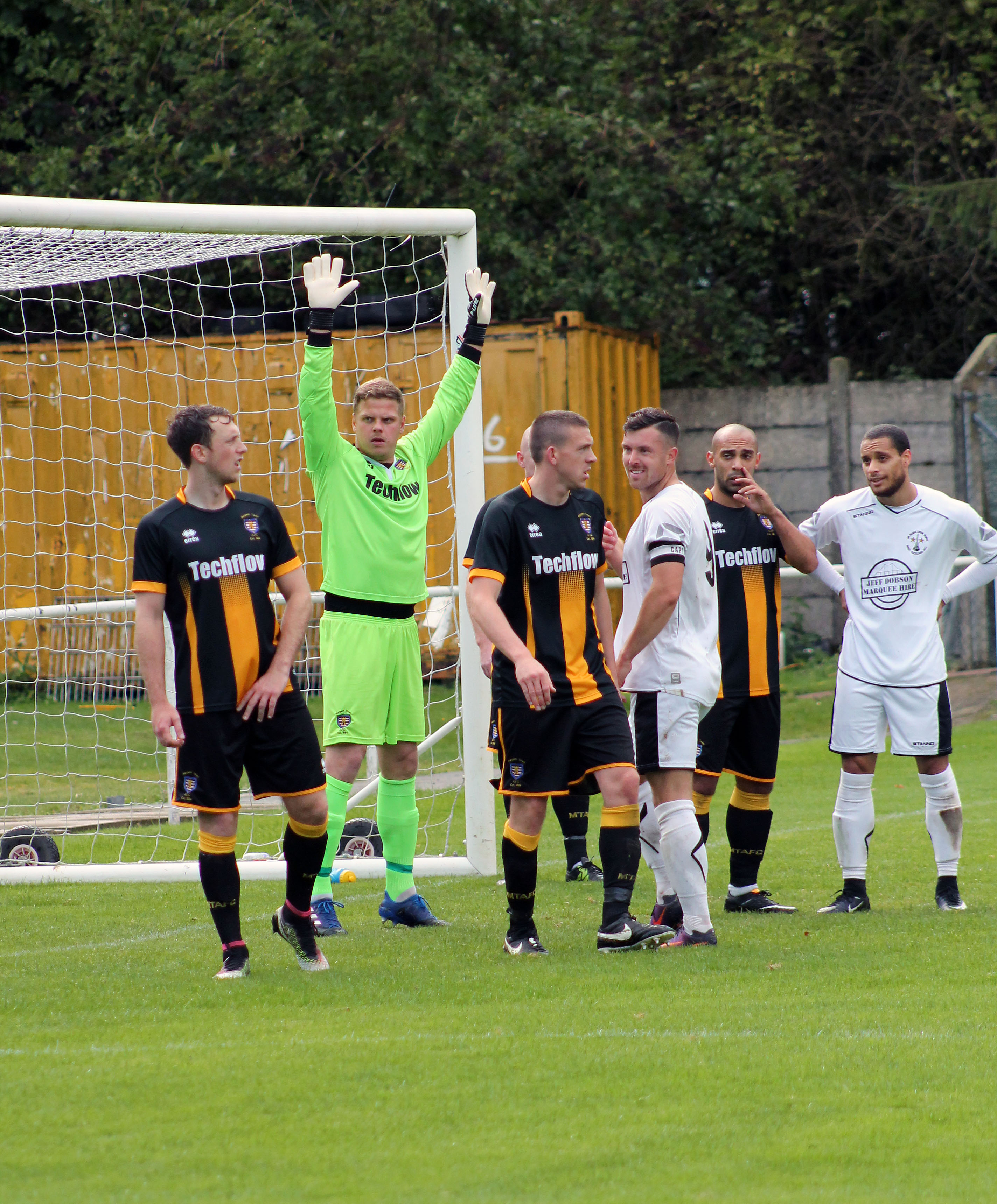 MORPETH TOWN v WEST ALLOTMENT 13