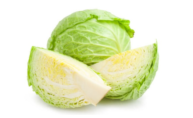 Munch on cabbage