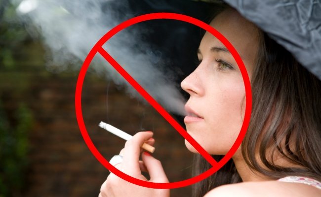 Quitting smoking - 11 Surprising Reasons For Your Unexplained Weight Gain