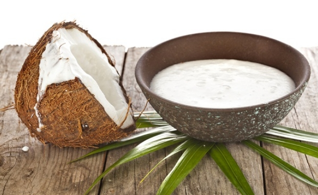 Remedy With Coconut Milk
