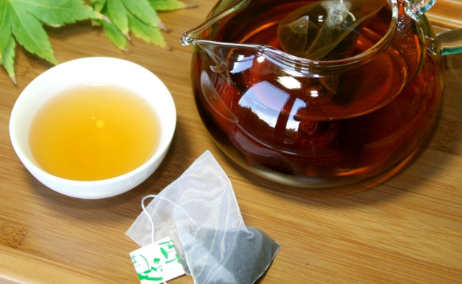 Black Tea Massage