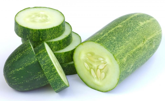 Cucumber - Top 15 Amazing Natural Remedies Present In Your Kitchen