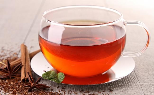 Drink cinnamon tea