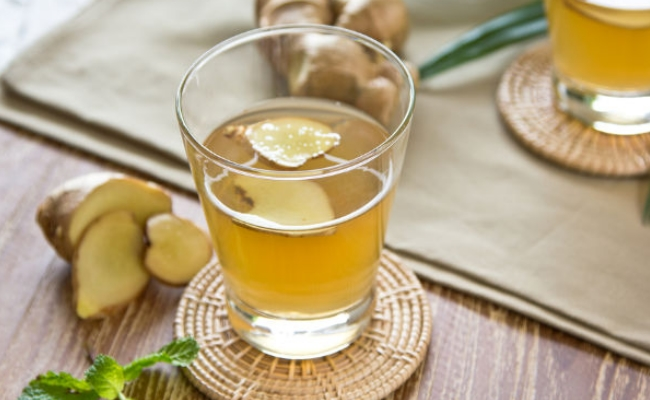 Have ginger juice - 10 Smart Ways In Dealing With Lactose Intolerance