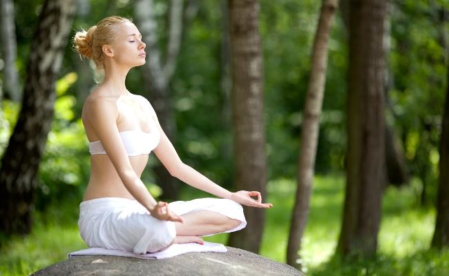 Regular Practice Of Yoga