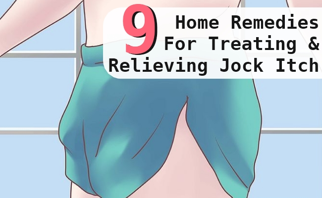 Home Remedies For Treating And Relieving Jock Itch
