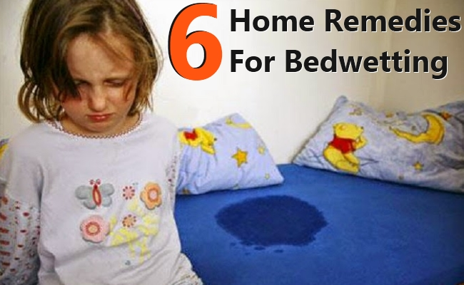 Home Remedies For Bedwetting Problem