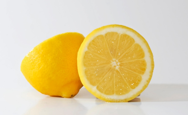 Rub Lemon
