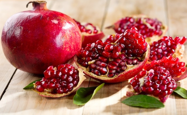 Pomegranate1 - 11 Home Remedies To Increase Sperm Count