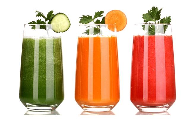 Detoxifying drink