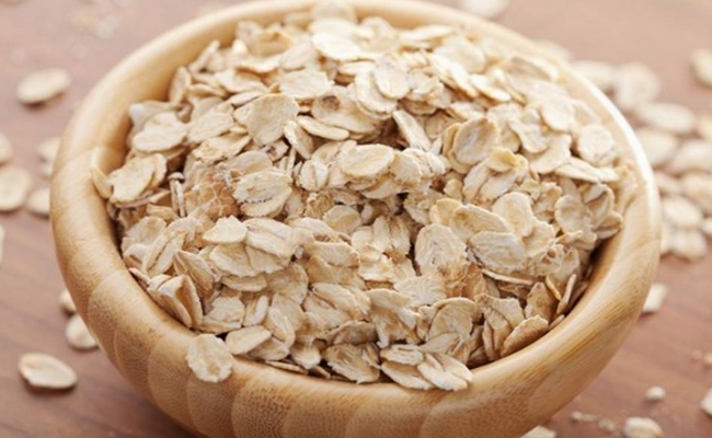 Oatmeal Scalp Treatment