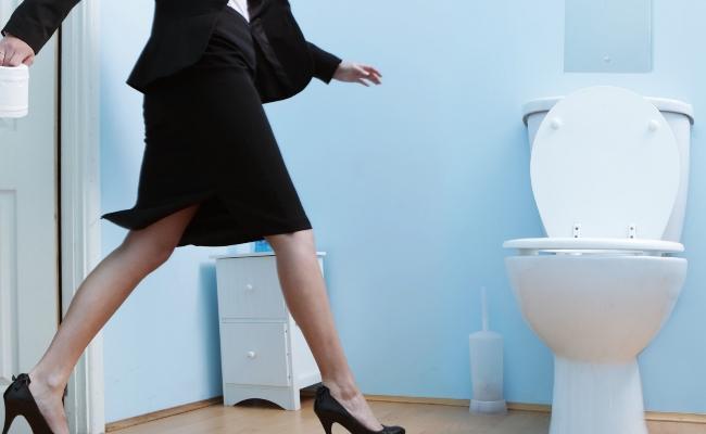 Irregularity in urination