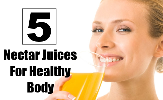 Nectar Juices For Healthy Body