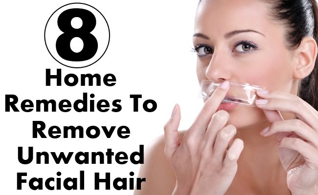 Ways to remove facial hair for women-7251