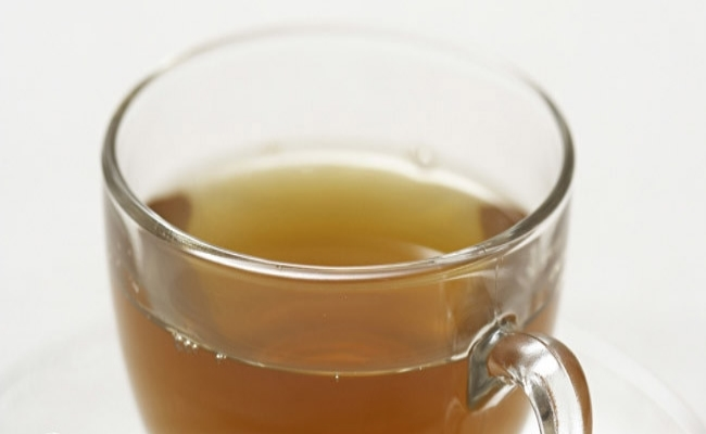Vinegar, Ginger And Green Tea