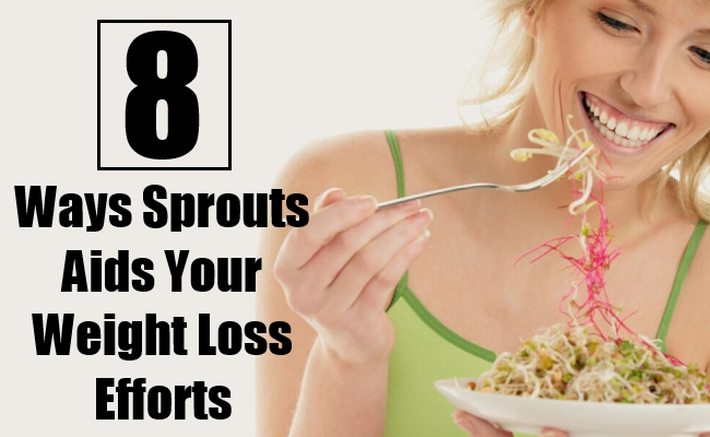 Ways Sprouts Aids Your Weight Loss Efforts