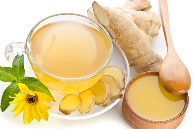 Ginger With Echinacea
