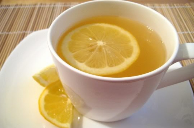 Honey With Lemon Drink