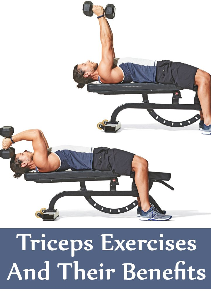 8 Triceps Exercises And Their Benefits