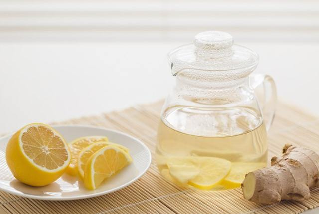 Citrus-Ginger Water