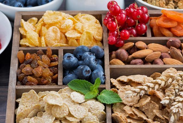 Eat Calorie-Rich Food